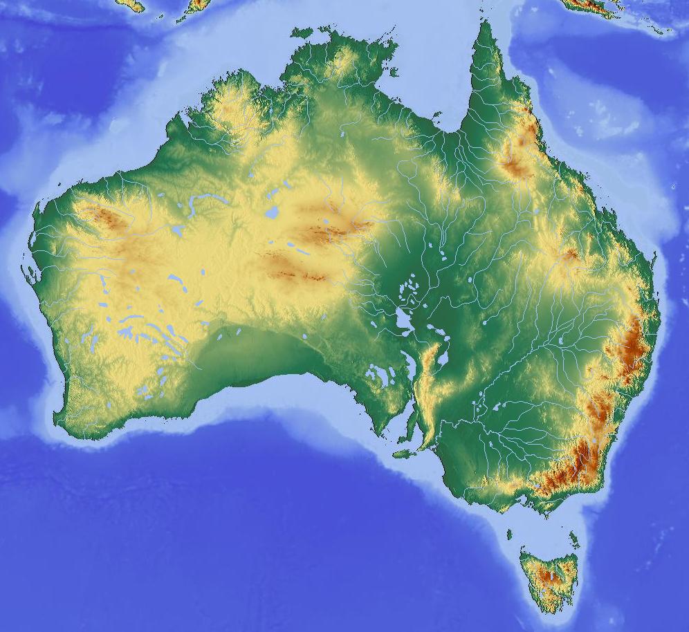 Australia ? wyspa czy kontynent?