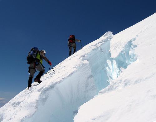 Wychłodzenie w górach